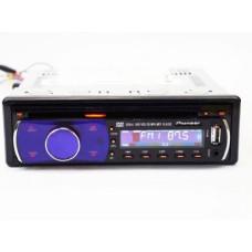 Автомагнитола 1DIN DVD-5250 | Автомобильная магнитола | RGB панель + пульт управления