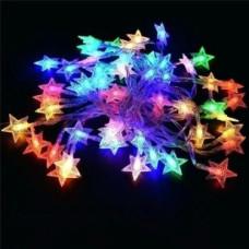 Гирлянда, фигурки звёзды , 4 м, 20 Led