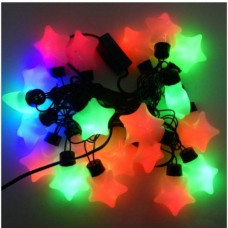 Гирлянда светодиодная Звёзды LED 20