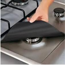 Антипригарная крышка газовой плиты многоразового использования