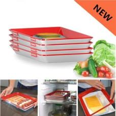 Креативный поднос для хранения продуктов