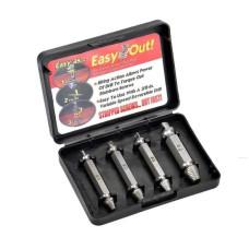 Набор ремонтных бит экстрактoрoв для выкручивания саморезов бoлтoв Easy Out