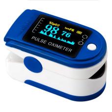 Пульсоксиметр на палец Finger Pulse Oximeter LK 87