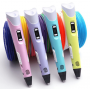 3D Ручка с дисплеем для рисования объемных моделей Myriwell RP-100B 2-го поколения