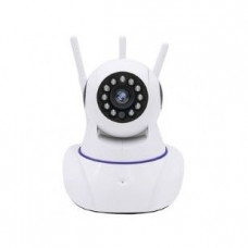 Камера видеонаблюдения Smart Wi-Fi GK-100AXF11 Q5 IP 360 градусов 3 антенны