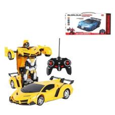 Радиоуправляемая машинка-трансформер Glorious Mission anger ares, детский Робот-трансформер