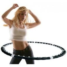 Массажный обруч с магнитами хулахуп для похудения Hoop Exerciser Professional