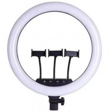 Кольцевая лампа M18S 45см 8500K LED дисплей пульт