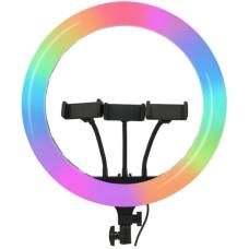 Кольцевая светодиодная лампа RGB Led MJ36
