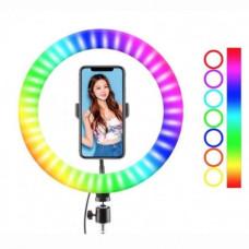Кольцевая LED лампа RGB MJ38