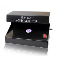 Портативный ультрафиолетовый детектор валют Money Detector 118АВ