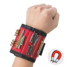 Магнитный браслет на запястье строительный для инструментов Nail Master