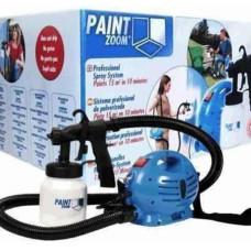 Краскораспылитель Paint Zoom Пейнт зум, TV краскопульт