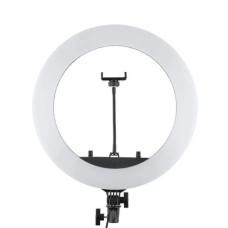 Кольцевая Led лампа 45см Ring Light HQ-18 55Вт с чехлом