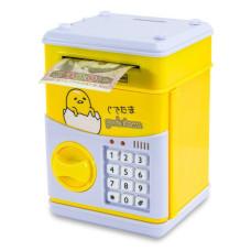 Электронная копилка сейф CARTOON SAVING BOX