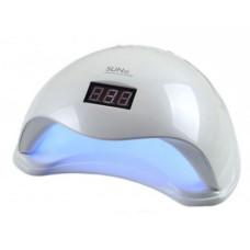 Лампа с дисплеем для ногтей SUN 5 48W