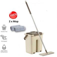 Набор для уборки Scratch Cleaning Mop с отжимом - 32 см