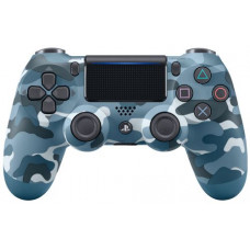 Многофункциональный джойстик DualShock 4 для Sony PS4 V2 (Blue Camouflage)