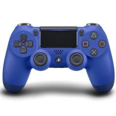 Многофункциональный джойстик DualShock 4 для Sony PS4 V2 (Wave Blue)