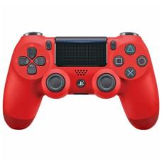 Многофункциональный джойстик DualShock 4 для Sony PS4 V2 (Magma Red)