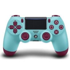 Многофункциональный джойстик DualShock 4 для Sony PS4 V2 (Berry Blue)