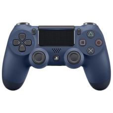 Многофункциональный джойстик DualShock 4 для Sony PS4 V2 (Midnight Blue)