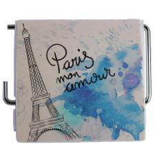 Держатель для туалетной бумаги закрытый Holder Paris