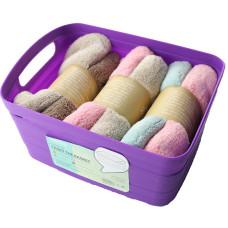 Корзинка для полотенец 2 л Basket Purple