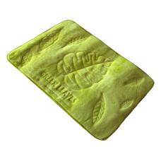 Банный коврик хлопковый Green mat