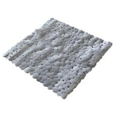 Банный коврик антискользящий резиновый  Gray
