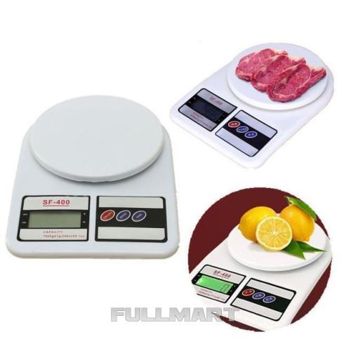 Кухонные электронные весы SF400 10 кг CG15
