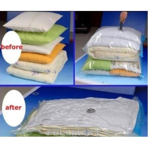 Пакеты для хранения одежды VACUM BAG