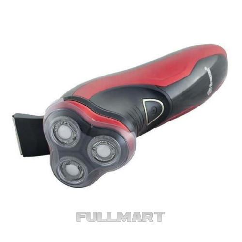 Аккумуляторная электрическая бритва для мужчин Domotec MS-7731 с 3D головками CG21