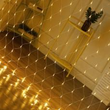 Гирлянда Сетка LED (1,5x1,5м;2х2м)