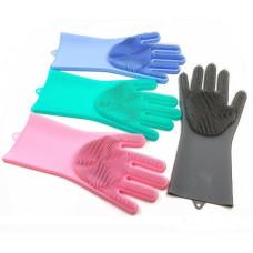Перчатка для мойки посуды  Super Gloves