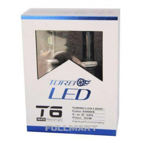 Светодиодные лампы Led Xenon Ксенон T6-H7 LED  CG02