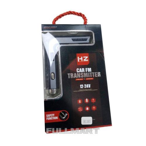 FM модулятор H13BT( Bluetooth, microSD, AUX,USB) / трансмиттер
