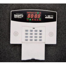 Охранная GSM сигнализация G30 С LCD ЭКРАНОМ