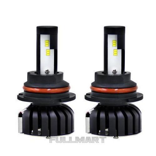 Светодиодные лампы для фар F7 H7 Car LED Headlight,Цветовая температура: 6000K