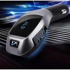 FM модулятор H20BT для автомобиля с Bluetooth, mp3