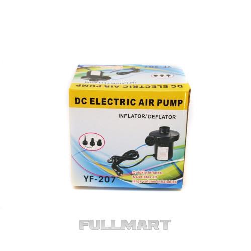 Компрессор Air Pump YF-207 12v для матрасов