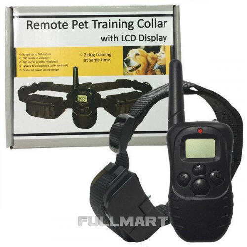 Электронный ошейник для тренировки собак Dog Training