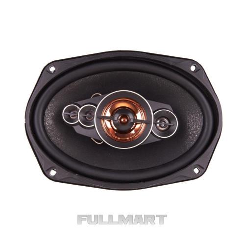 Автоколонки TS 1696 max (16см, круглые, 350Вт)