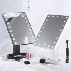 Зеркало с подсветкой для макияжа Cosmetic mirror 360