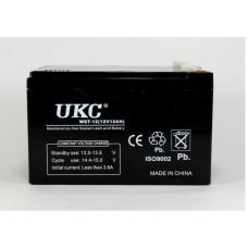 Аккумулятор Батарея 12V 12A UKC