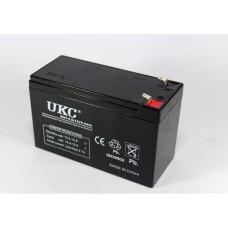 Аккумулятор Батарея 12V 9A UKC