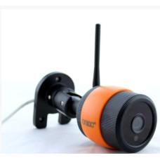 Уличная цифровая беспроводная WiFI IP камера UKC CAMERA CAD 7010с ИК-подсветкой