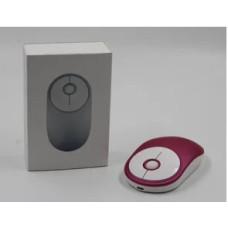 Мышка MOUSE 150 wireless charge Бордовый цвет