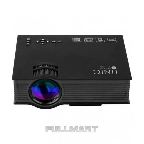 Мультимедийный домашний проектор UC46 Premium WiFi Black (BIT0008)