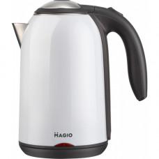 Чайник-термос Magio MG-970 1.7 л Белый с черным (6434111)